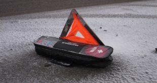 Аварийность на дорогах Липецка за выходные