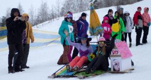 Hillpark ожидает гостей 15 января на фестиваль зимних забав