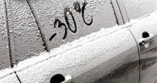 В Липецк снова идут морозы и снег