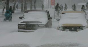 К 8 января мороз в Липецке спадёт, снег - будет идти