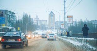 С 16 января в Липецке налипание мокрого снега и понижение температуры