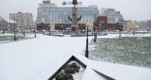 Погода в Липецкой области войдёт в зимний режим