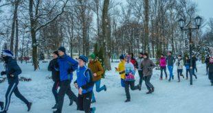 Новогодний полумарафон «Бег 48» в Липецке состоялся!