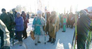 В«Лыжне России-2017» участвует 62-летняя Снегурочка