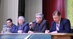 Михаил Тарасенко встретился с активом «Единой России» в Хлевном