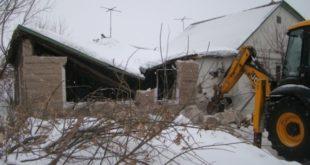 6 часов липецкие спасатели разбирали завалы разрушенного дома