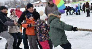Проводы Зимы вЛипецке начали большим семейным праздником «Масленка»