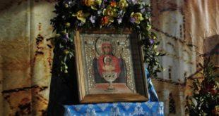 В Липецк прибыла чудом обретенная икона Богородицы «Неупиваемая Чаша»