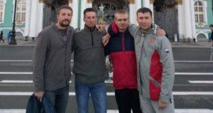 Липецкий «Маршрут Победы» завершён в Санкт-Петербурге