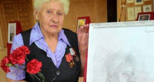 В Липецке открылась выставка портретов ветеранов Великой Отечественной войны