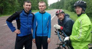 «Маршрут Победы»  пересек границу  Тверской области