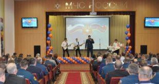 Собственную песню о Родине сочинили липецкие спасатели