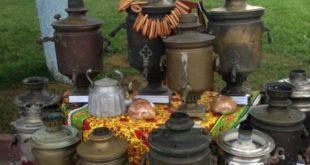 Фестиваль самоваров пройдет в Липецкой области