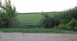 Неизвестный водитель погиб на трассе под Липецком