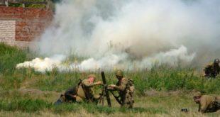 Реконструкция сражений времен войны пройдет в Тербунском районе