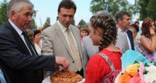 День района отметили в поселке Лев Толстой