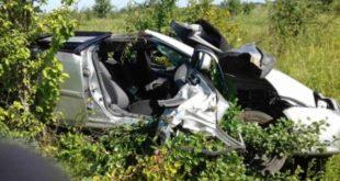 ВЛипецкой области перевернулся автомобиль «Шевроле». Два парня погибли