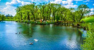 Парк «Алые паруса» приглашает на фестиваль спорта и туризма
