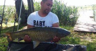 Спортивная рыбалка в Хлевенском районе длилась три дня