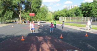 В Липецке устроили спортивный праздник для детворы
