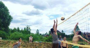 В Грязях пройдут соревнования по пляжному волейболу