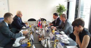 Инвестиционный потенциал Липецкой области презентован в Берлине