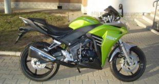 Житель Грязей вторую неделю ищет свой мотоцикл