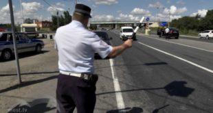 Автоинспекторы за два дня задержали 27 пьяных автолюбителей