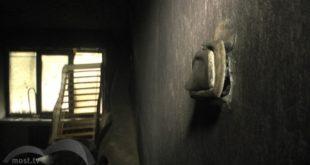 В Липецке горел дом