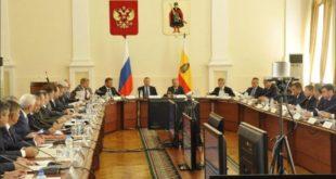 Олег Королев принял участие в совещании Совета по вопросам национальной безопасности