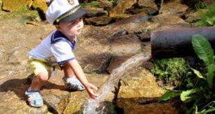 В Липецкой области устроили праздник воды