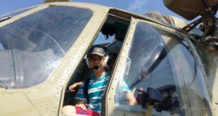 Онкобольным детям показали боевые самолеты