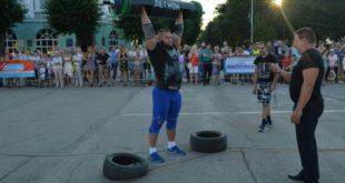 Ельчанин завоевал третий приз на «Мастер Мускул-2017»