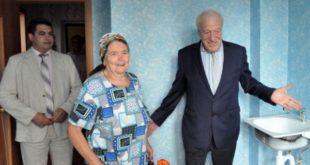 34 семьи переселили из аварийного жилья в новые квартиры в Грязях