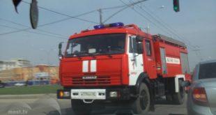 Два дома сгорели сегодня в Липецкой области