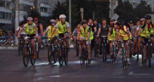 «Велоночь» собрала в Липецке более тысячи участников (фото)