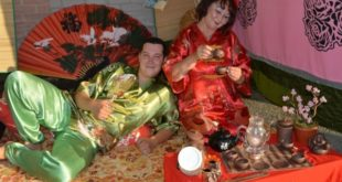 Праздник чая  в Липецкой области оказался богат на угощения