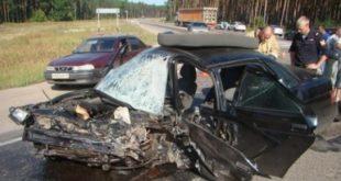 Из-за выезда на встречку происходит каждое восьмое трагическое ДТП в Липецкой области