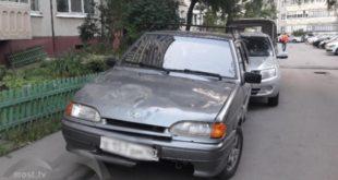 Наулице Катутова водитель «ВАЗа» сбил ребенка. Оба участника ДТП попытались скрыться