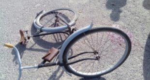 Водитель «Приоры» сбила 71-летнего велосипедиста