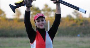 Команда Липецкой области стала первой на первенстве России по стендовой стрельбе