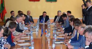 Единороссы подвели итоги выборов на заседании Регионального политсовета