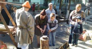 «Один день в средневековье» собрал в Липецке около двухсот участников