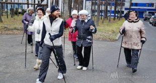 Липчан приглашают принять участие в Дне ходьбы