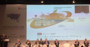Липецкая делегация приняла участие в  Евразийском экономическом форуме