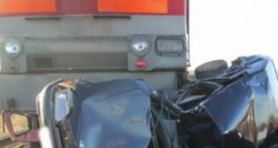 Легковой автомобиль вЛипецке столкнулся с частным локомотивом