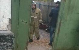 В жилом доме Ельца взорвался топливный бак