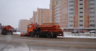 В ожидании гололедицы: дорожные службы перешли на зимний режим работы