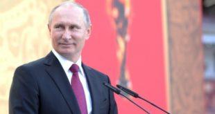 Владимир Путин посетит Липецкую область 13 октября