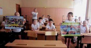 Липецкие школьники познакомились с основами ГТО